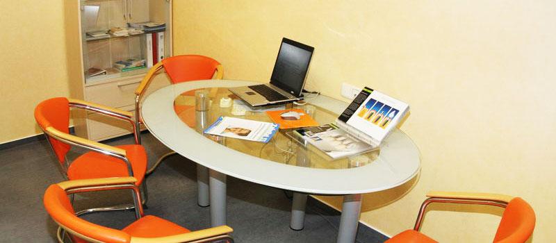 Links und Druck, Computer mobil - Zahnarzt Praxis Papczyk in Gera