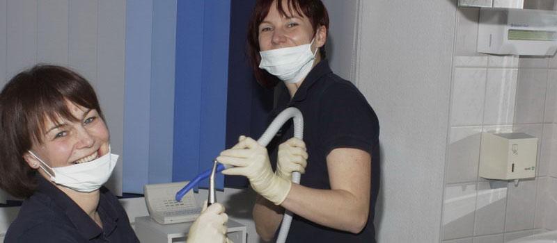 Prophylaxe und Vorbeugung mobil - Zahnarzt Praxis Papczyk in Gera