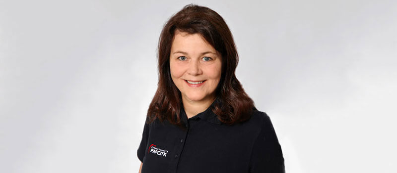 Zahnarzt Helferin Sabine Kriemann mobil - Zahnarztpraxis Papczyk in Gera