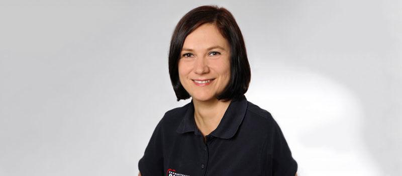 Zahnarzt Helferin Sylvia Perschke mobil - Zahnarztpraxis Papczyk in Gera