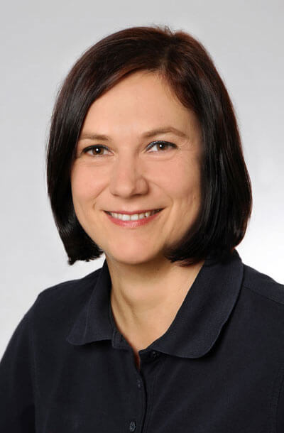 Zahnarzt Helferin Sylvia Perschke Portrait - Zahnarztpraxis Papczyk in Gera
