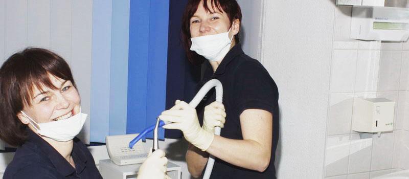 Prophylaxe und Vorbeugung - Zahnarzt Praxis Papczyk in Gera